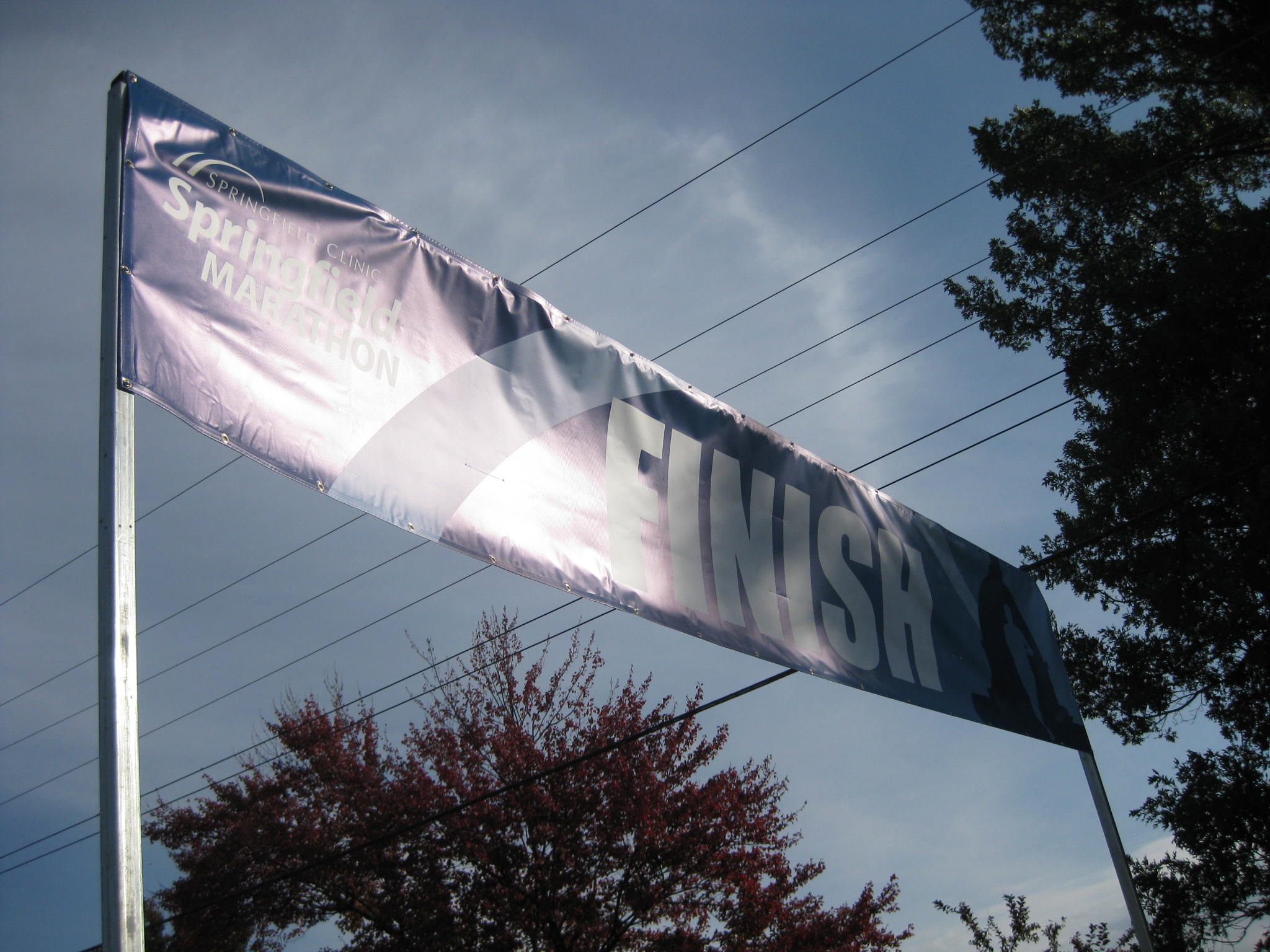springfield marathon banner